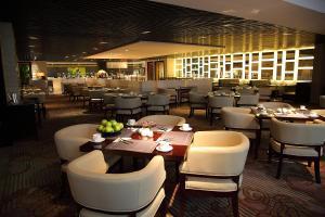 Shanghai Hongqiao Airport Hotel - Air China, Отели  Шанхай - big - 49