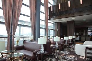 Shanghai Hongqiao Airport Hotel - Air China, Отели  Шанхай - big - 54