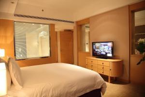 Shanghai Hongqiao Airport Hotel - Air China, Отели  Шанхай - big - 15