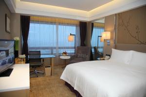 Shanghai Hongqiao Airport Hotel - Air China, Отели  Шанхай - big - 2