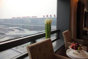 Shanghai Hongqiao Airport Hotel - Air China, Отели  Шанхай - big - 22