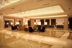 Shanghai Hongqiao Airport Hotel - Air China, Отели  Шанхай - big - 43