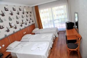 Mood Beach Hotel, Hotely  Didim - big - 7