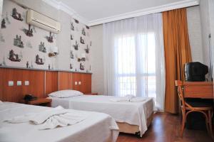 Mood Beach Hotel, Hotely  Didim - big - 43