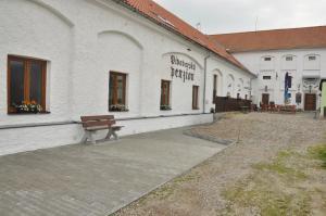 Pivovarsky Penzion Chyne