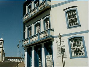 Hotel Colonial, Hotels  Congonhas - big - 1