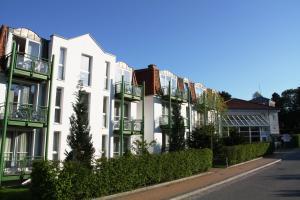 obrázek - Tropenhaus Apartments - Seebad Bansin