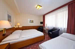 Comfort Double Room with Sofa Bed (4 Adults)