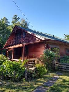 Maravillosa casa en Lican Ray