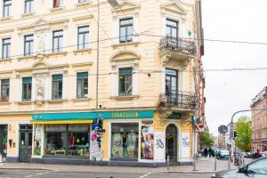 Ferienwohnung in der Dresdner Neustadt / Tranquillo GmbH