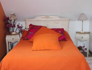 Gîte Lady Adra, Nyaralók  Saint-Aignan - big - 28