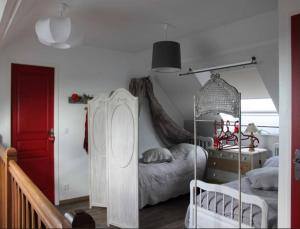 Gîte Lady Adra, Nyaralók  Saint-Aignan - big - 30