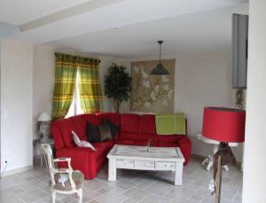 Gîte Lady Adra, Nyaralók  Saint-Aignan - big - 36