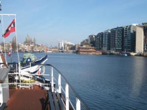 Passengership Avanti, Botely  Amsterdam - big - 6