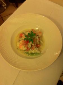 Osteria Ticino, Hotels  Ascona - big - 43
