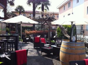 Osteria Ticino, Hotels  Ascona - big - 50