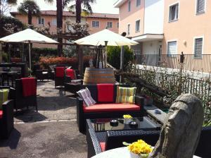 Osteria Ticino, Hotels  Ascona - big - 49