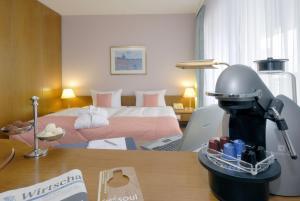 Radisson Blu Hotel Cottbus, Szállodák  Cottbus - big - 6