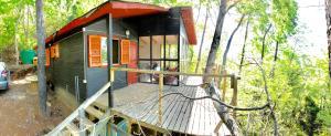 Cabaña Nueva Espectacular Vista!!
