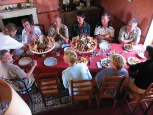 Chambres et Tables d'hôtes à l'Auberge Touristique, Bed & Breakfast  Meuvaines - big - 54