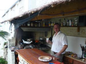 Chambres et Tables d'hôtes à l'Auberge Touristique, Bed & Breakfast  Meuvaines - big - 50