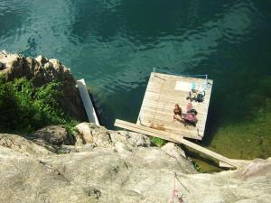 Ferienwohnungen Seerose direkt am See, Apartmány  Millstatt - big - 3