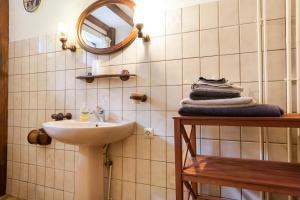 Chambre d'Hôte La Montagne Verte, Bed & Breakfasts  Labaroche - big - 23