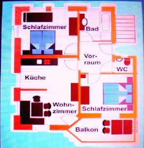 Ferienwohnungen Seerose direkt am See, Apartmány  Millstatt - big - 32