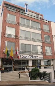 Манисалес - Hotel Casa Galvez