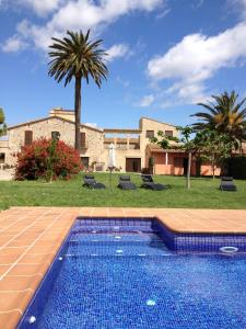 Can Mas, Country houses  Sant Pere Pescador - big - 1