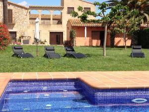 Can Mas, Country houses  Sant Pere Pescador - big - 24