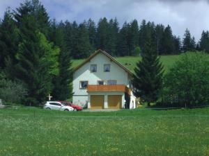 Haus Talblick, Apartmanok  Ibach - big - 11