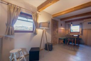 A Picture of Alpine Holiday Wooden Chalet