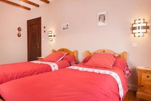 Chambre d'Hôte La Montagne Verte, Bed & Breakfasts  Labaroche - big - 10