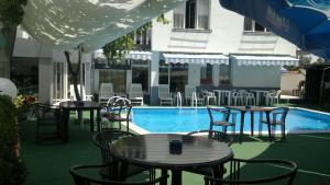 Hotel Jagoda 88, Hotel  Sofia - big - 43