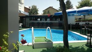 Hotel Jagoda 88, Hotel  Sofia - big - 40