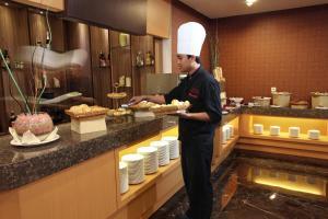 Swiss-Belinn Panakkukang, Hotel  Makassar - big - 30