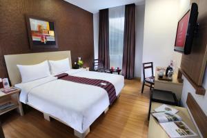 Swiss-Belinn Panakkukang, Hotel  Makassar - big - 34