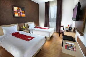 Swiss-Belinn Panakkukang, Hotel  Makassar - big - 4