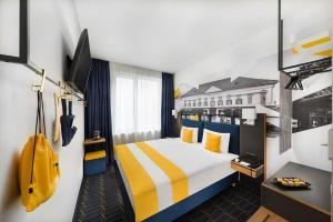 Будапешт - D8 Hotel