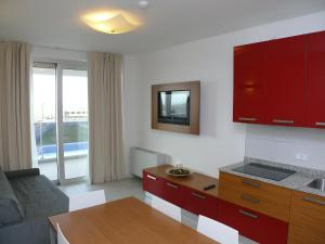 Residence Panorama Apart Hotel, Апарт-отели  Бибионе - big - 11