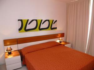 Residence Panorama Apart Hotel, Апарт-отели  Бибионе - big - 9