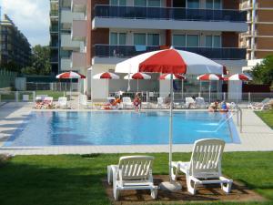 Residence Panorama Apart Hotel, Апарт-отели  Бибионе - big - 32
