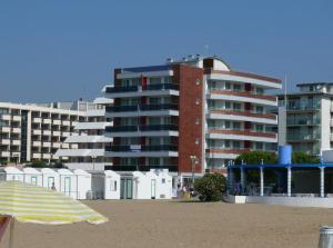 Residence Panorama Apart Hotel, Апарт-отели  Бибионе - big - 27