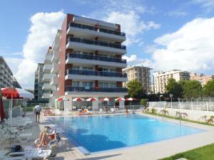 Residence Panorama Apart Hotel, Апарт-отели  Бибионе - big - 26