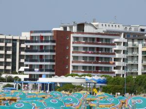 Residence Panorama Apart Hotel, Апарт-отели  Бибионе - big - 23