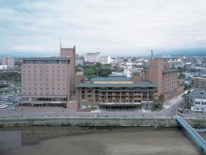 Хакодатэ - Yunokawa Kanko Hotel Shoen