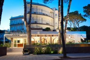 Hotel Belvedere, Hotely  Milano Marittima - big - 16