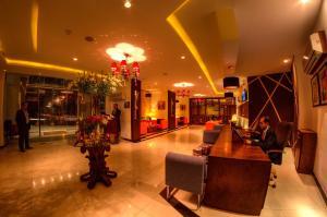 Амман - Meneur Hotel
