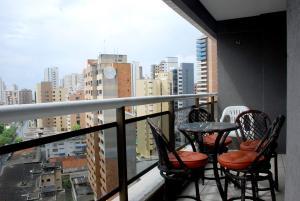 Leme Apartments, Apartmány  Fortaleza - big - 8